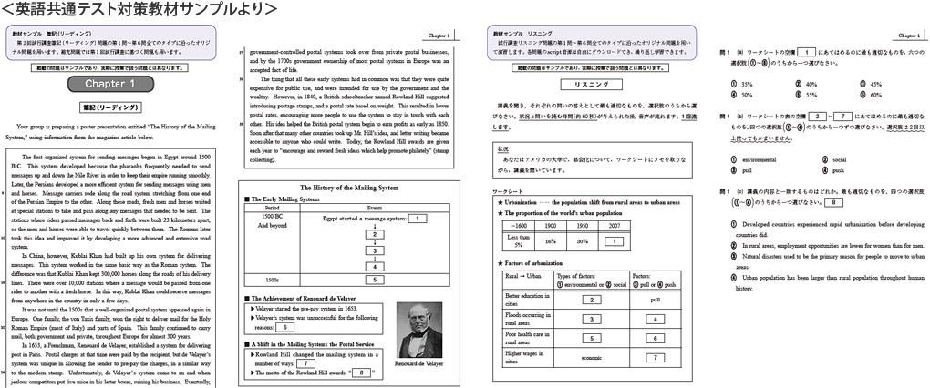 共通テスト 英語 対策